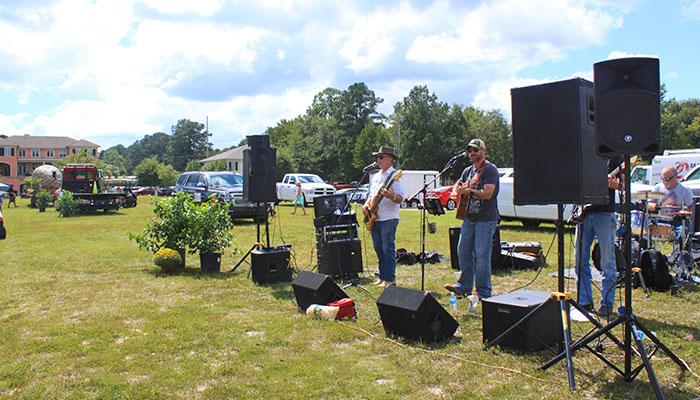 Bluffton Boiled Peanut Festival Live Music