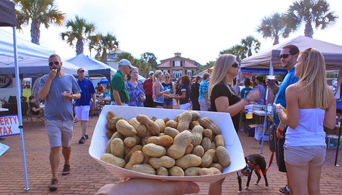 Bluffton Boiled Peanut Festival