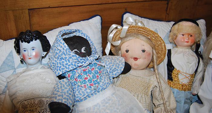 Bluffton Dolls