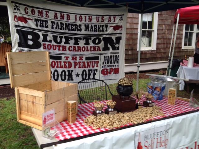 Boiled Peanut Festival in Bluffton