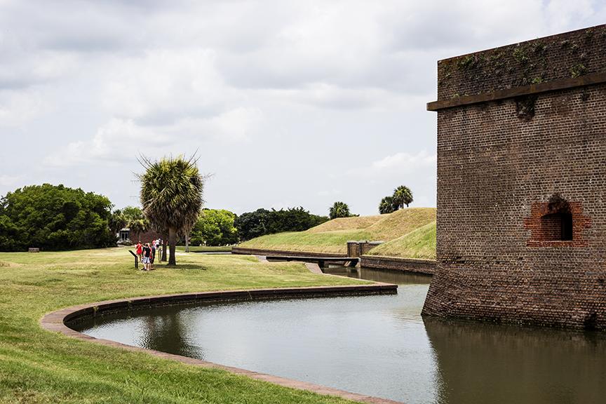 Fort Pulaski in Savannah