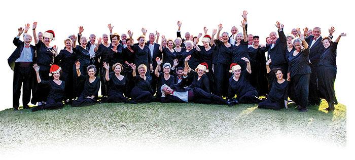 HHCS Chorus at Christmas