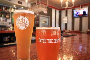 Salt Marsh on tap