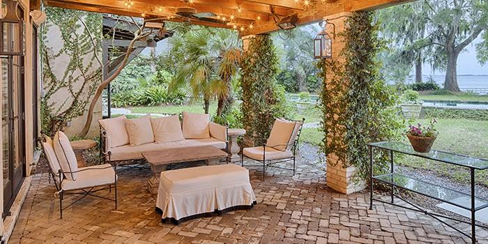 Spanish Wells Outdoor Patio