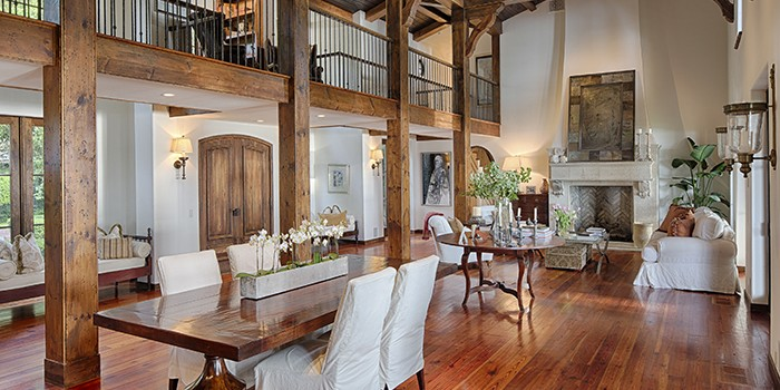 Spanish Wells Home Living Room