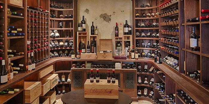 Spanish Wells Wine Cellar