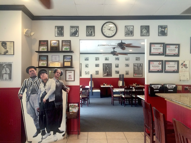 Stooges Cafe in Bluffton