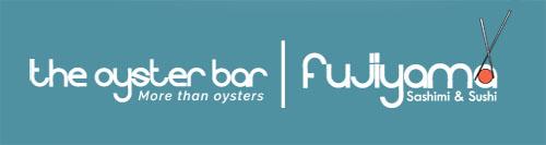 The Oyster Bar Bluffton and Fujiyama Sushi