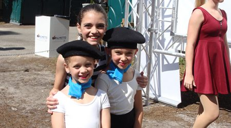 bluffton village festival mayfest little performers