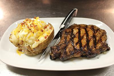 Longhorn Steak