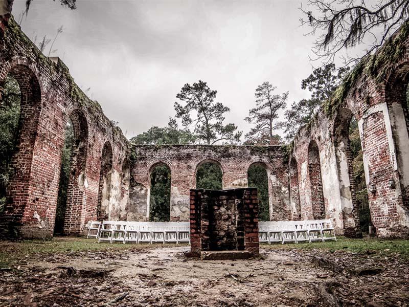 Sheldon Ruins