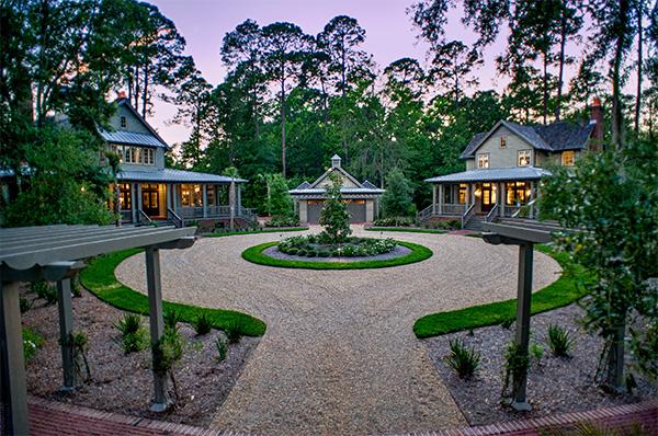 Palmetto Bluff Magnolia Home Exterior