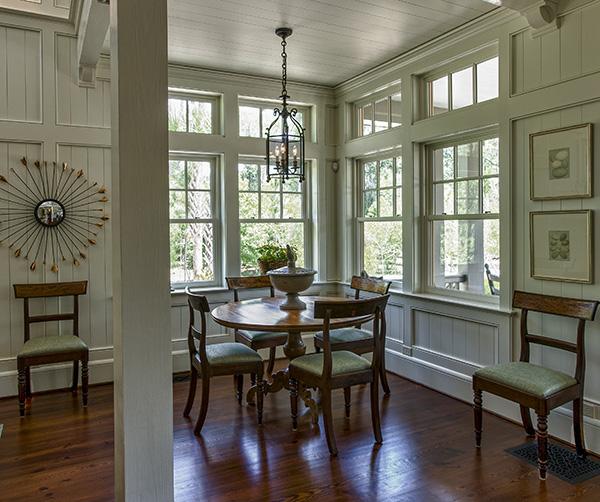 Palmetto Dunes Magnolia House Kitchen Table